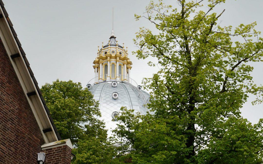 Restauratie Kapel Saint Louis Oudenbosch